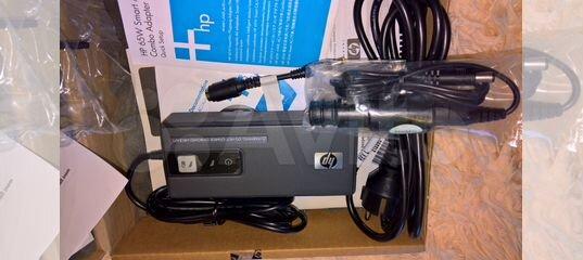 HP Smart AC Auto Air Combo Adapter Avito