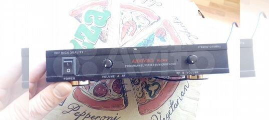 AudioVoice wl-21vm купить в Кабардино-Балкарии с доставкой | Бытовая электроника | Авито