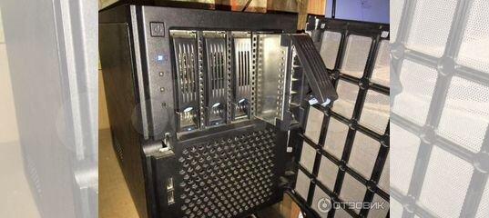 Корпус для мини-сервера на 4 диска SR30169