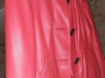 Кожаная куртка — Одежда, обувь, аксессуары в Краснодаре