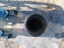 Труба для котла диаметром 135мм.новая неиспользова