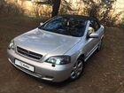 Opel Astra 2.2AT, 2002, 155000км