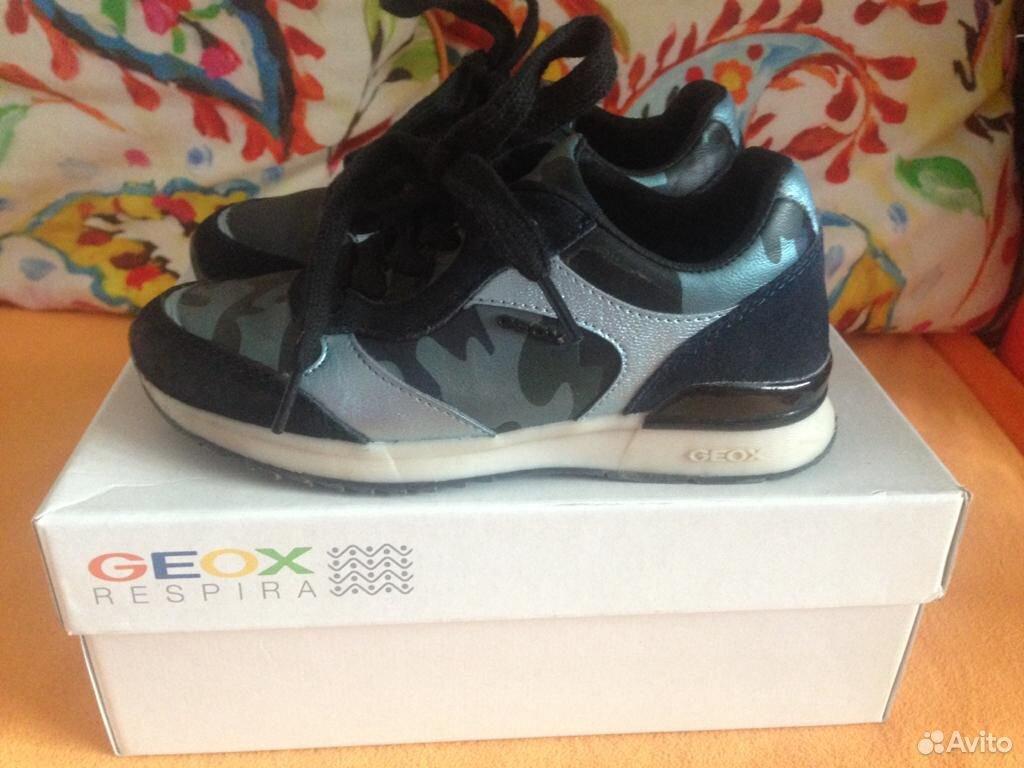 Кроссовки для девочки Geox р.31  89158720030 купить 3