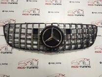 Решетка на Mercedes GLS X166 GT-Style