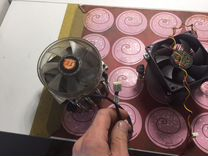 Кулер для процессора под 775 сокет