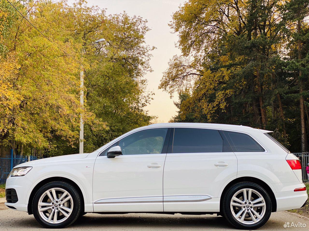 Audi Q7, 2015  89053093192 купить 7