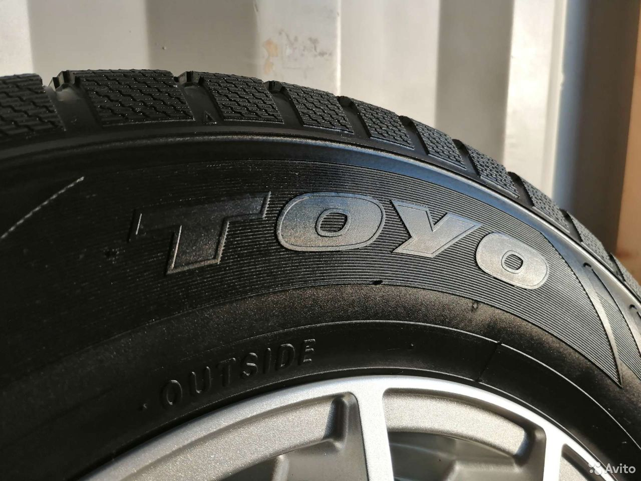 Комплект колес (№47) из Японии  89244146927 купить 7