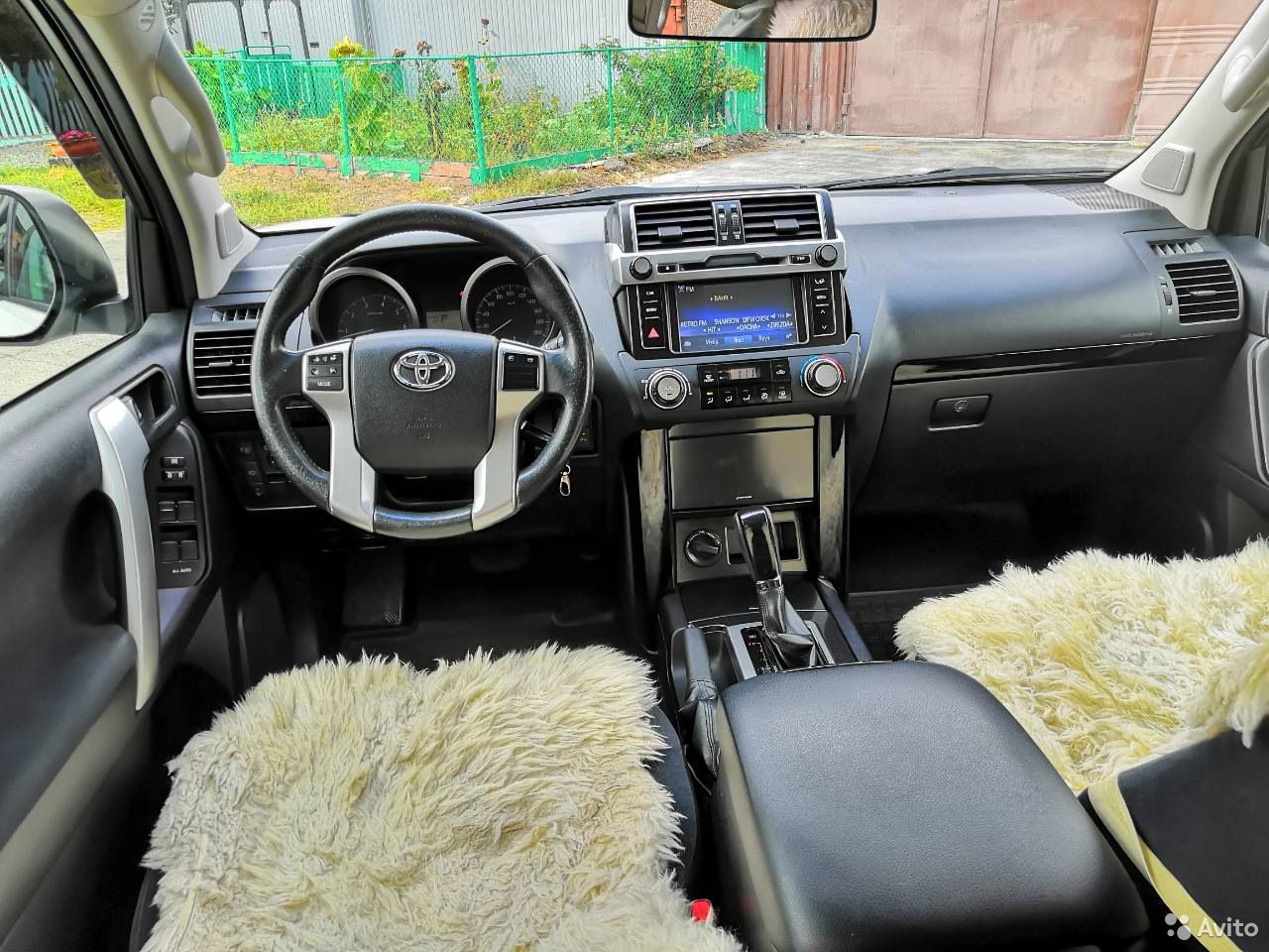 Toyota Land Cruiser Prado, 2013  89644648807 купить 7