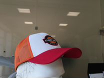 Classic Cap Orange One size кепка