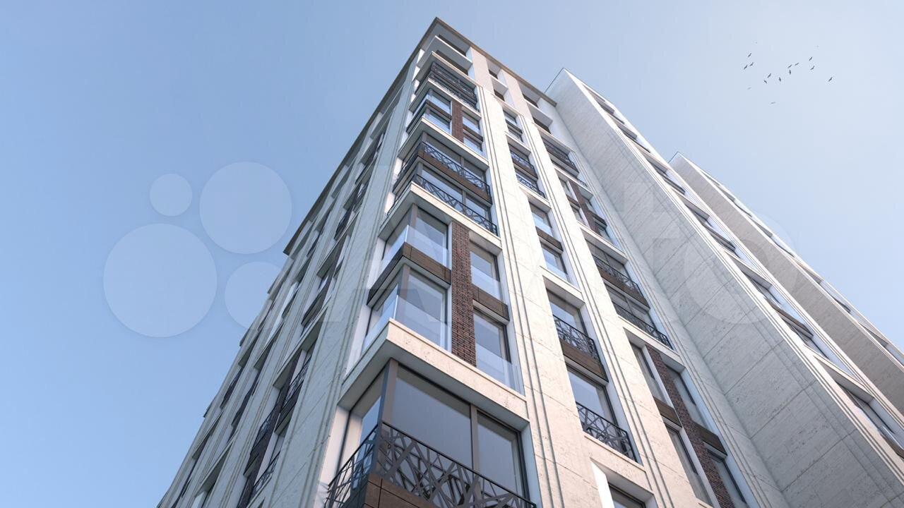 1-к квартира, 50 м², 11/20 эт.  89289123551 купить 7