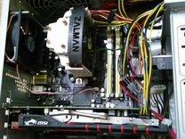 Процессор AMD FX-6300 + мат. плата+ оперативка