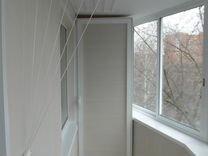 Остекление балконов, окна пвх в Москве и М.О