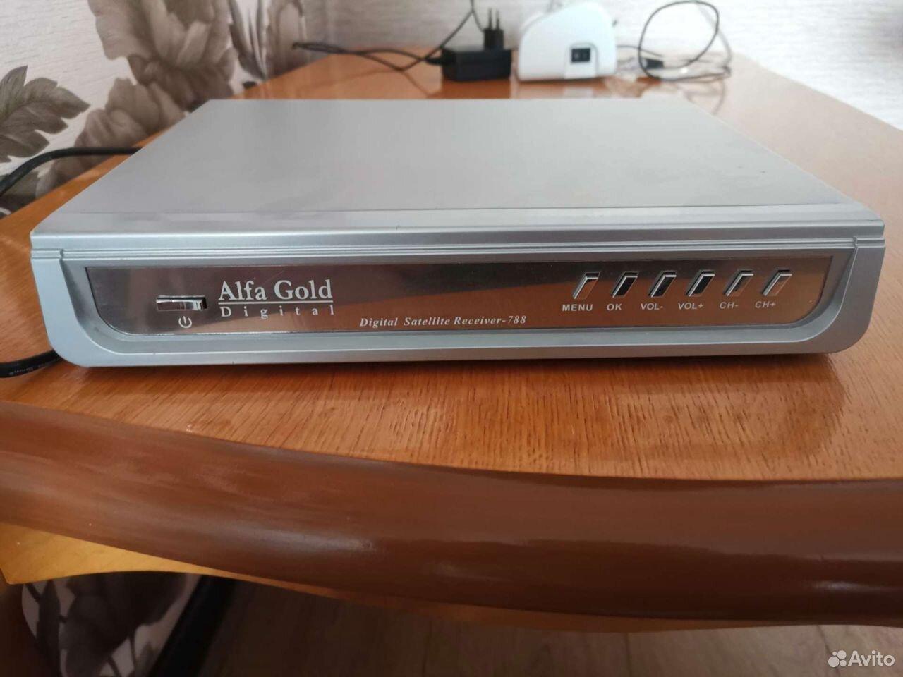 Ресивер спутникового телевиденья  89080046772 купить 1