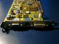 Видеокарта asus V8420 128Mb GeForce4 Ti4200 DVI AG