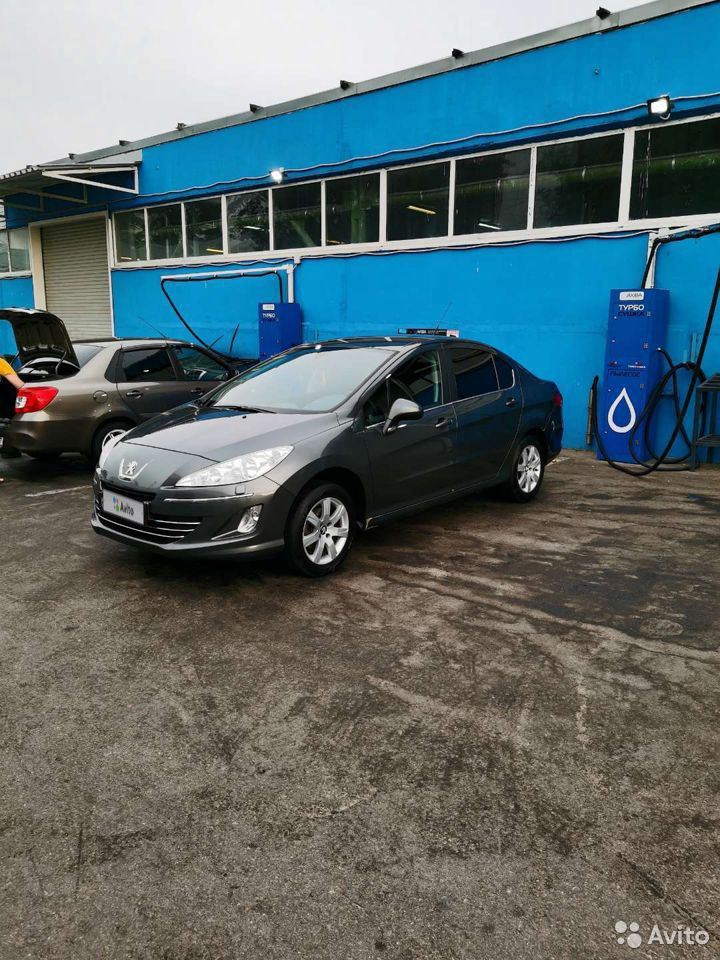 Peugeot 408, 2013  89584717484 купить 1