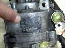 Peugeot 4007 компрессор кондиционера