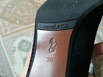 Туфли Cavaletto новые