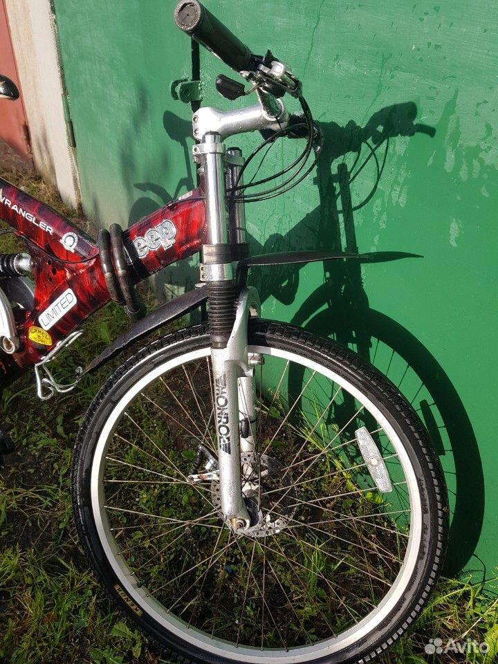 Продам Велосипед Jeep  89005655001 купить 9
