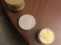Монеты греческие драхмы