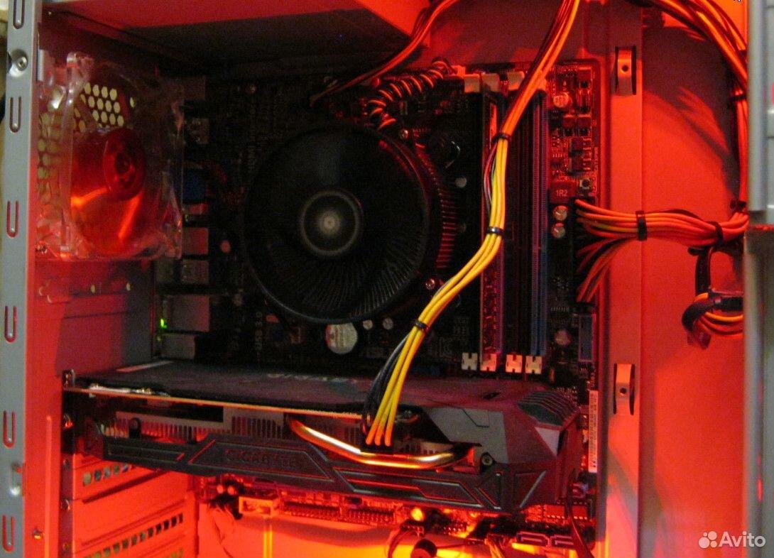 Игровой i5 3.8Ggz/SSD 120GB/GTX 1060 3Gb/4Gb  89097375757 купить 6