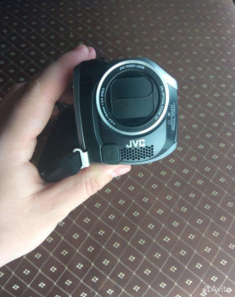 Видео камера JVC GZ-MG 130E  89372273777 купить 3