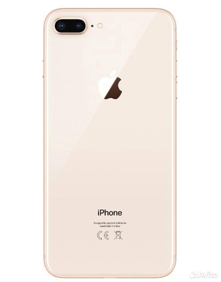 Телефон iPhone 8 plus 64 gb  89608815100 купить 1