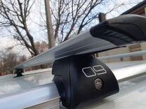 Багажник на Volkswagen Tiguan (крыло) +монтаж