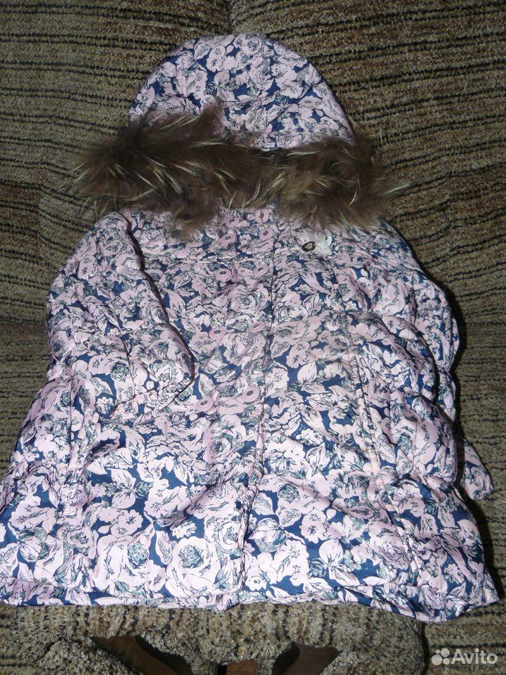 Пальто осеннее sela на 3 года  89871288618 купить 1