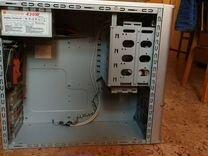 Корпус thermaltake + бп 430w