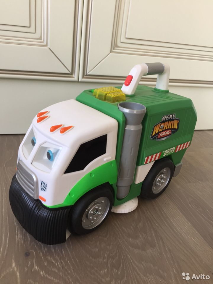 Мистер Дасти машина для уборки 3 в 1 Jakks Pacific  89039426544 купить 1
