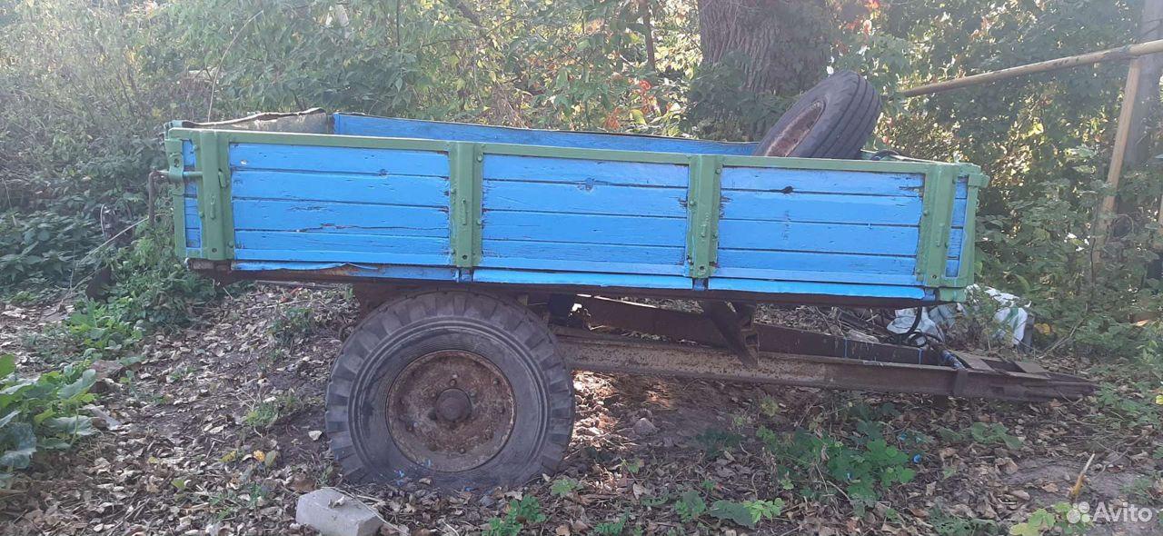 Прицеп для трактора  89208957910 купить 2