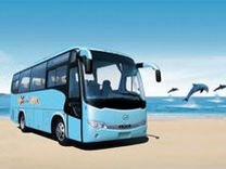 Автобусом к морю из Твери
