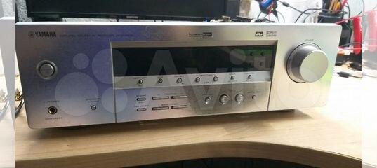 Ресивер Yamaha HTR-5930 купить в Челябинской области с доставкой   Бытовая электроника   Авито