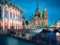 Комбинированный тур Москва+Санкт-Петер. из Н.Н
