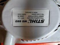 Цепная бензопила stihl ms 660