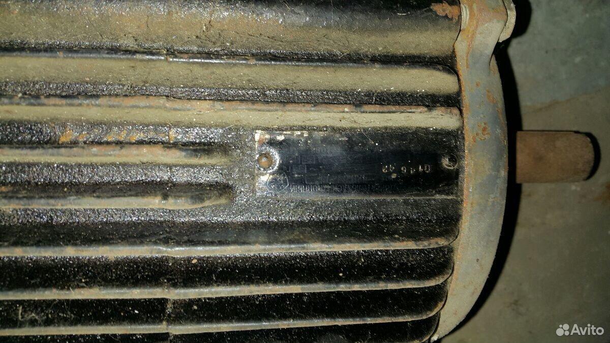 Электродвигатель асинхронный 7.5 квт 380в  89385501376 купить 4