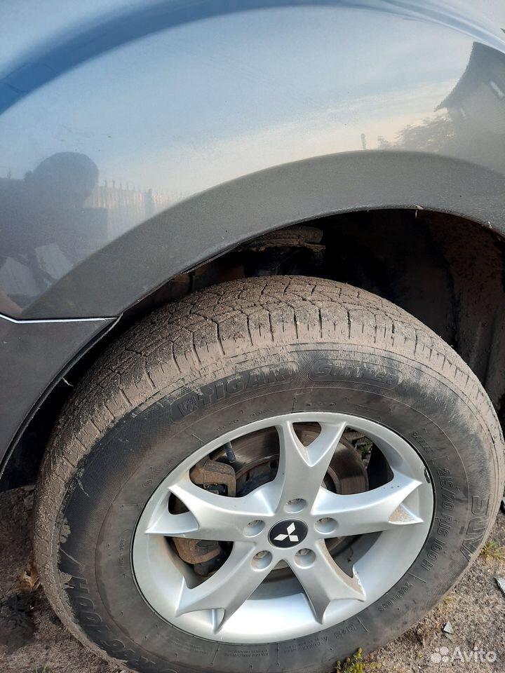 Mitsubishi Outlander, 2011  89600025754 купить 3