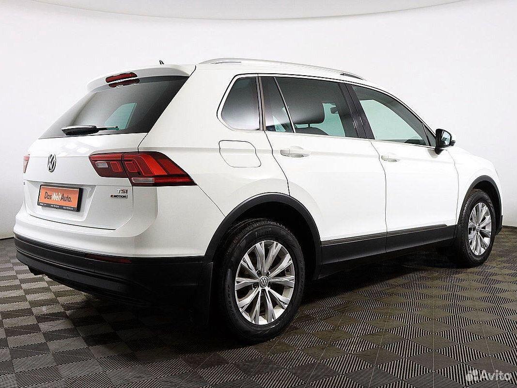Volkswagen Tiguan, 2017  84954101966 купить 5
