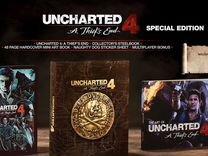 Uncharted 4 Специальное Издание для PS4