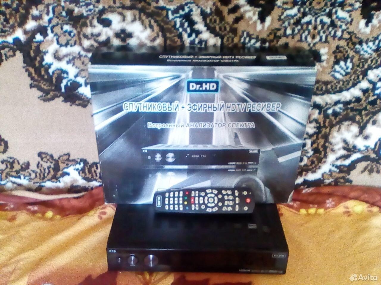 Цифровой спутниковый hdtv ресивер Dr.HD F-16  89271209633 купить 1