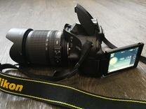 Nikon D5100 Kit 18-105VR