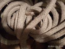 Шнур асбестовый диаметром 22мм,8мм,6мм