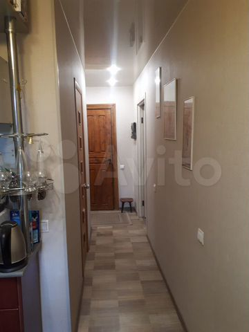квартира в панельном доме Гайдара 30
