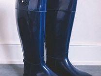 Резиновые сапоги Armani Jeans — Одежда, обувь, аксессуары в Санкт-Петербурге