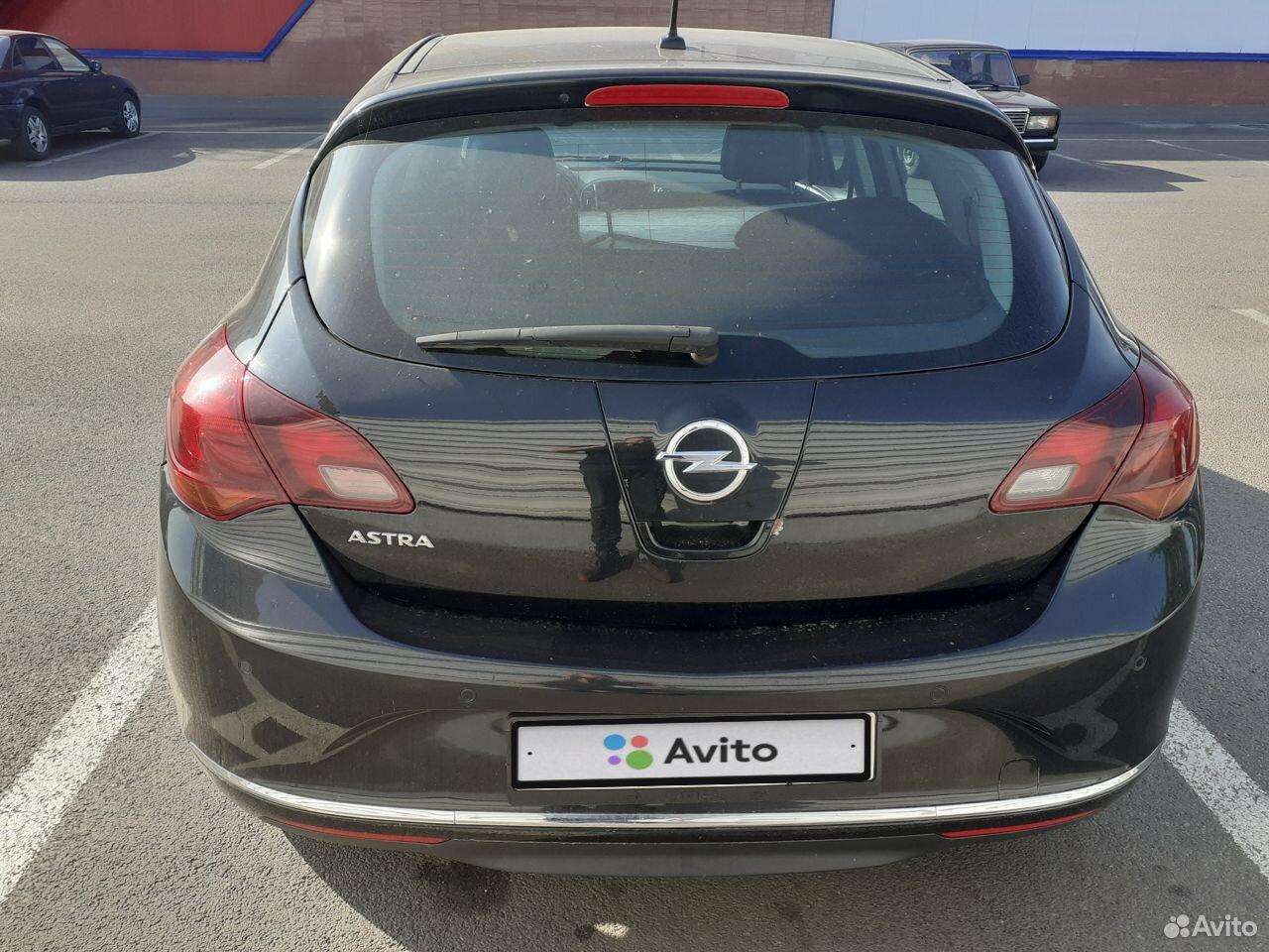 Opel Astra, 2013  89038778591 купить 4