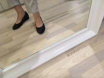 Балетки кожаные — Одежда, обувь, аксессуары в Санкт-Петербурге