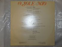 "Peter Schreier ""O Sole Mio"", Amiga, E.Germany"