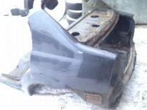 Задняя часть кузова Renault Logan LS0G K7MF710
