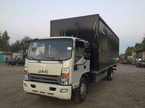 Европлатформа на JAC 120