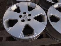 Штатные диски Opel R17 как новые
